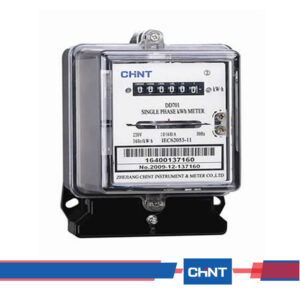 Chint DD701-Single-phase-Electromechanical-Watt-hour-Meter