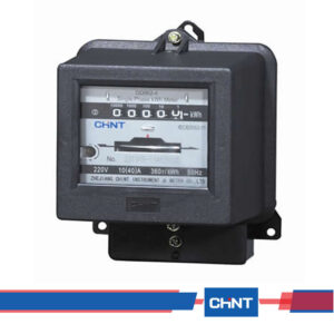 Chint DD862-Single-phase-Electromechanical-Watt-hour-Meter