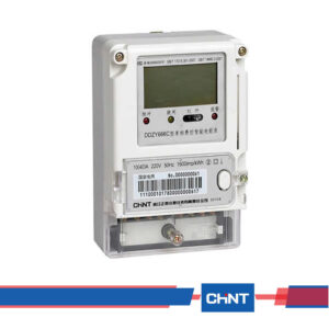 DDZY666C-Single Phase Tariff Control Smart Meter