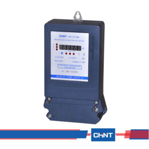 DTSY666-Three Phase Prepayment Electronic Meter