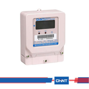 DDSI666-Single Phase Electronic Carrier Energy Meter