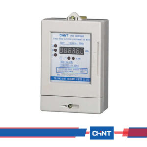 DDSY666-Single Phase Prepayment Electronic Meter