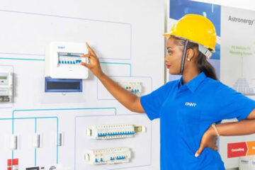 Chint Main Switch Advert by Queen Abenakyo